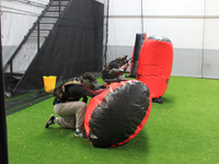 eXtremos - Paintball::Paintball Indoor